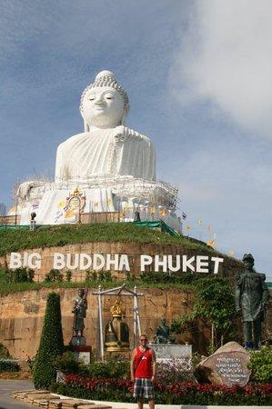 Grande Buddha di Phuket: Big Buddha and me