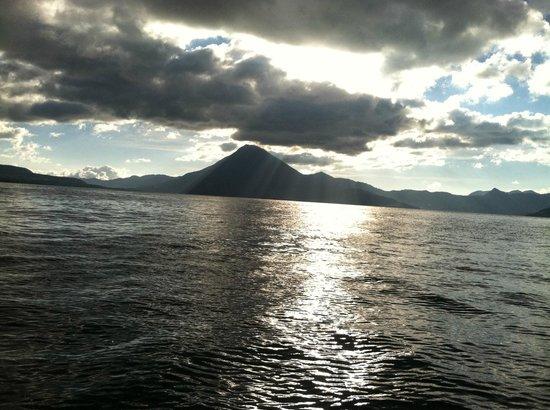 Hotel Toliman: Lago de Atitlan