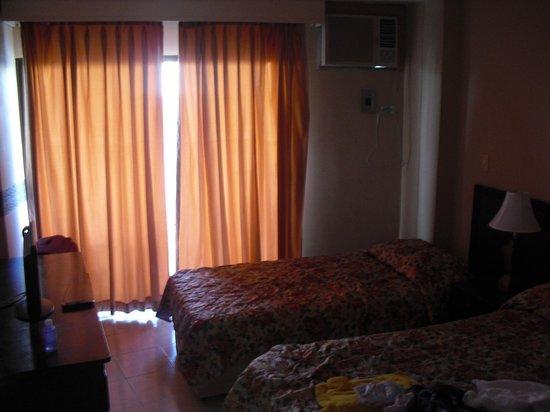 Hotel Betoma: habitacion