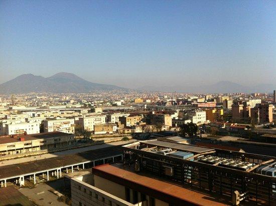 Holiday Inn Naples: Vista dalla camera