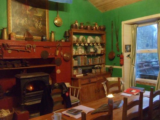 Errisbeg House: Kitchen