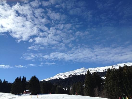 Ski resort Lenzerheide: Lenzerheide