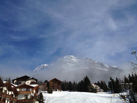 Ski resort Lenzerheide: Rothorn