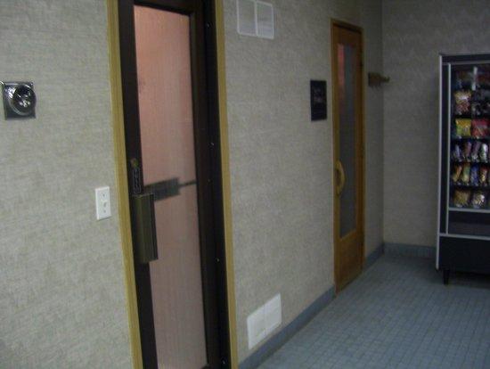 Shilo Inn Suites Hotel - Portland Airport: sauna