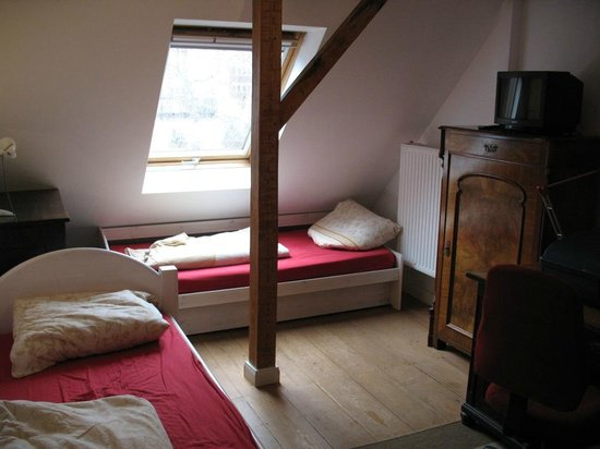 Pension Sonntag: Twin room