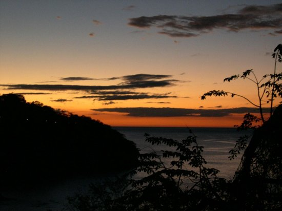 Four Seasons Resort Costa Rica at Peninsula Papagayo: Sunset from Residence Club Villa