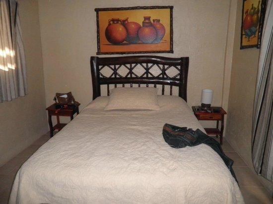 Casa Larocque: Chambre à coucher