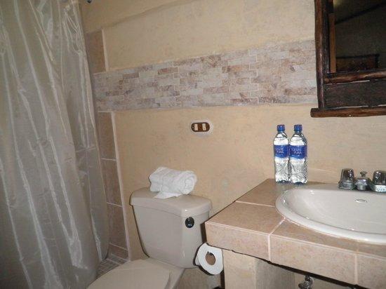 Casa Larocque: Salle de bain