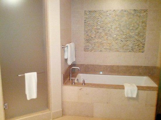 The Ritz-Carlton, Dove Mountain: Premier Suite - Master Bath