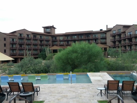 The Ritz-Carlton Dove Mountain: Hotel