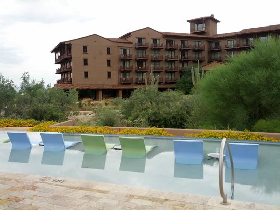 The Ritz-Carlton, Dove Mountain : Pool Area