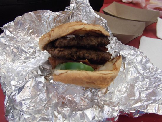 Five Guys: super hamburger