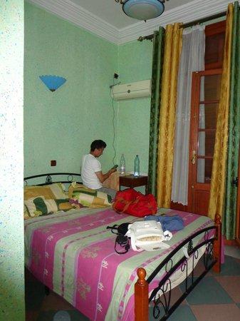 Hotel Sofiane : la chambre