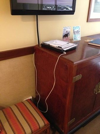 The Equus Hotel: Ethernet cable