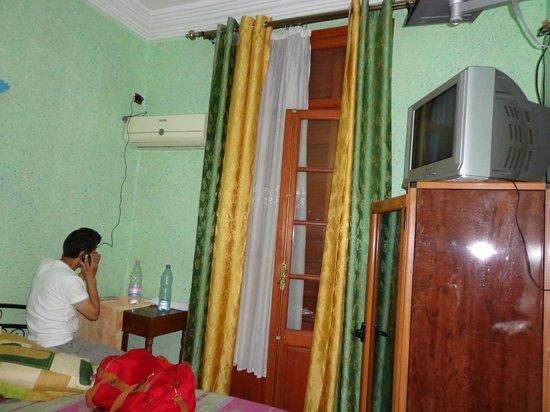 Hotel Sofiane : la chambre pour couple