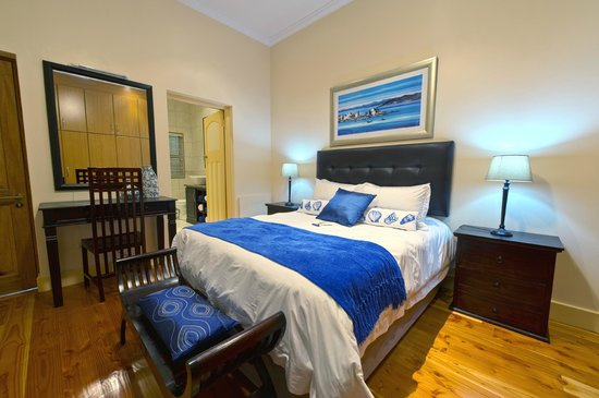 Aquamarine Guest House: Luxury Double room, with en-suite bathroom