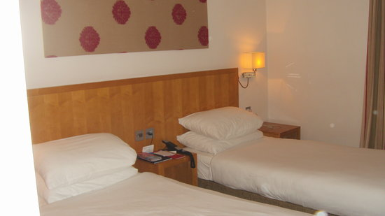 Park International Hotel: chambre 138