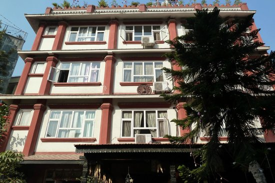 Hotel Encounter Nepal: hotel main bulding