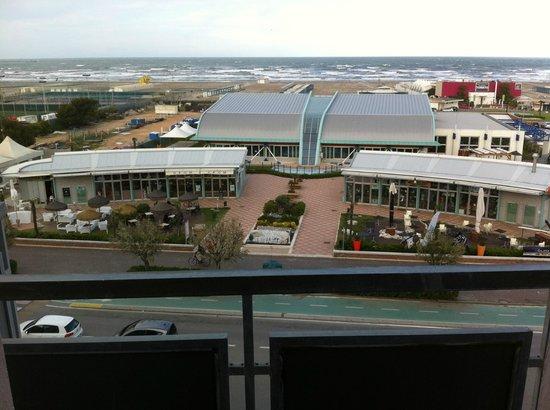 Hotel Touring: Vista dal balcone