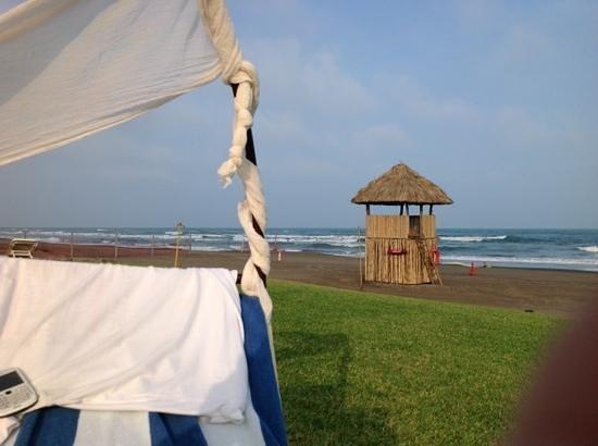 Artisan Family Hotels & Resorts Collection Playa Esmeralda: El atardecer