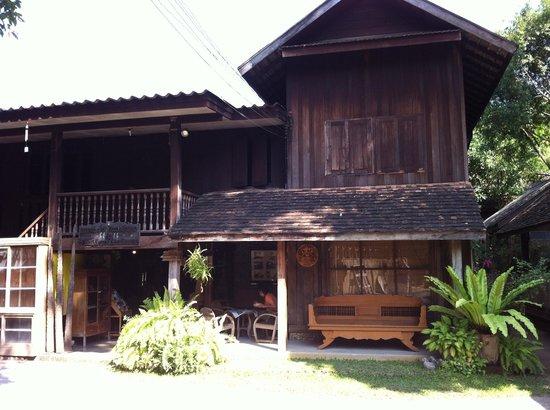 Tanita House: Main building 