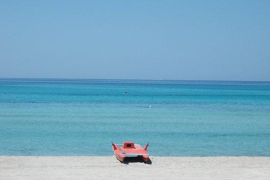 Salve, Italia: la spiaggia più vicina alla Tenuta