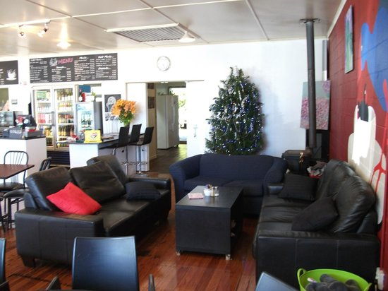 Pukekos Nest Cafe: Xmas 2011