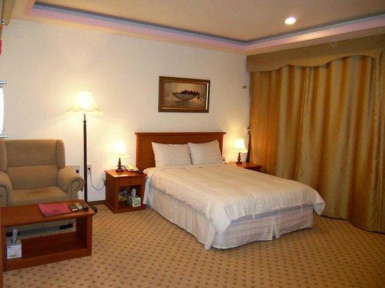 Benikea Hotel Asia: Bedroom 1