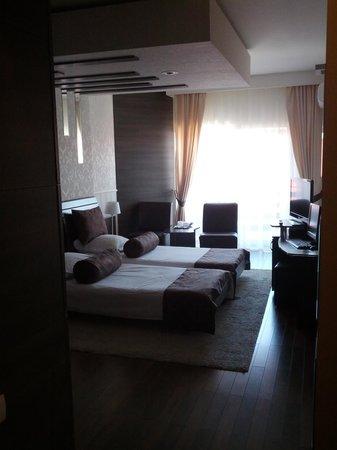 Belvedere Hotel Brasov: room