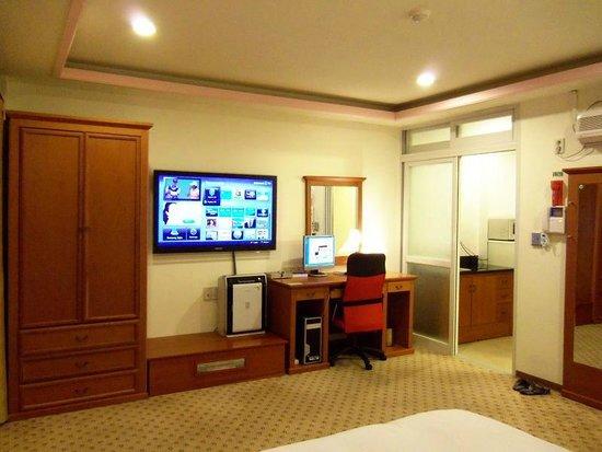 Benikea Hotel Asia: Bedroom 2