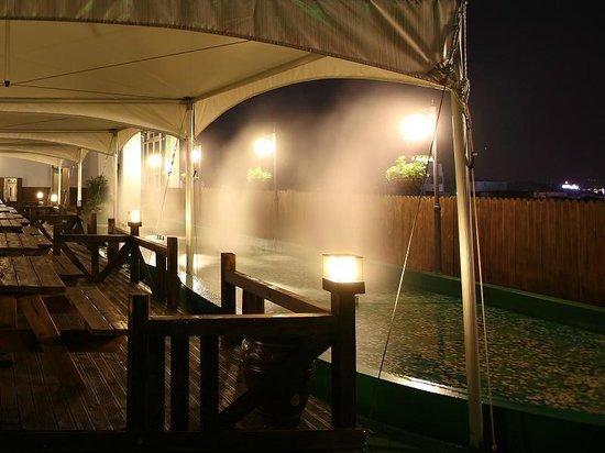 Benikea Hotel Asia: Water Garden Right (Top Floor)
