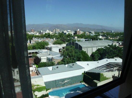 Mod Hotel Mendoza: Vista a la precordillera