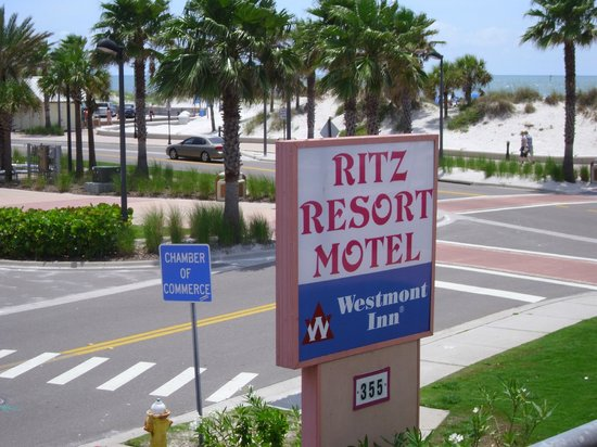 "Beachwalk Inn: Our stay at the ""Ritz"""