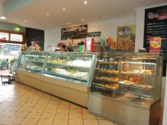 Roger's Deli: We have a huge range of local fresh food