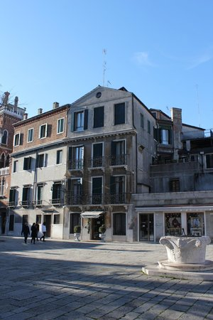 Hotel Villa Igea in Campo San Zaccaria