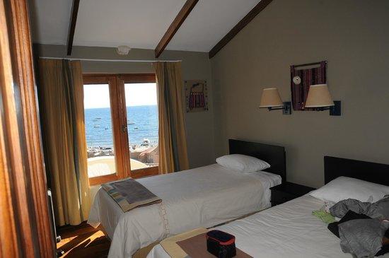 Hotel Rosario Lago Titicaca: Chambre