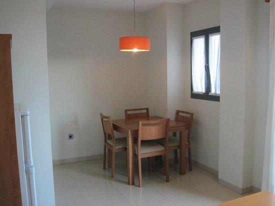 Aparthotel Bahia: dining area