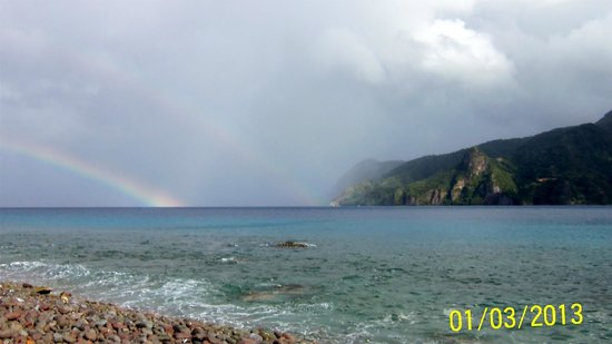 Bumpiing Tours: double rainbow