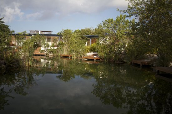 Rosewood Mayakoba: Lagoon