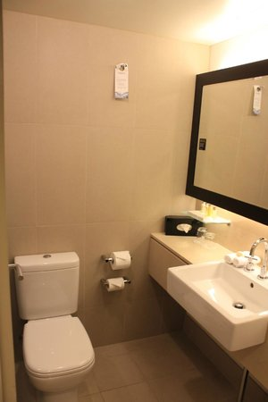 PARKROYAL Parramatta: We had a really comfortable stay