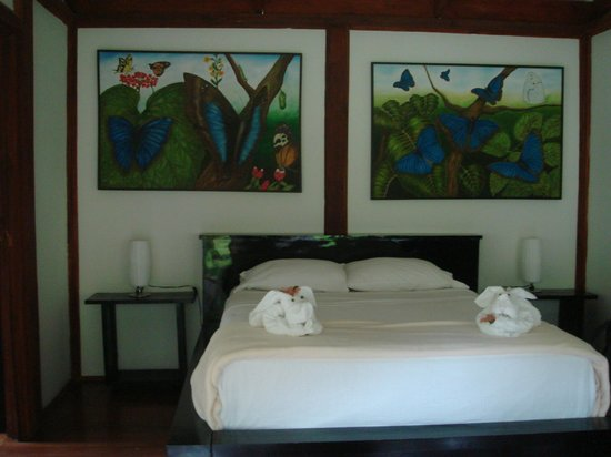 هوتل كويليتاليس: Cabina Mariposas 