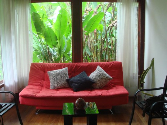 Hotel Quelitales: Cabina Mariposas
