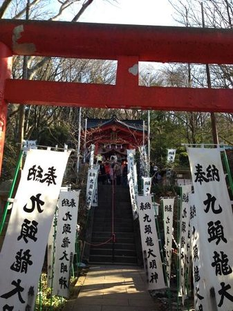 Kuzuryu Shrine
