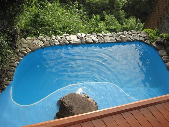 Ladera Resort: Our room pool, amazing