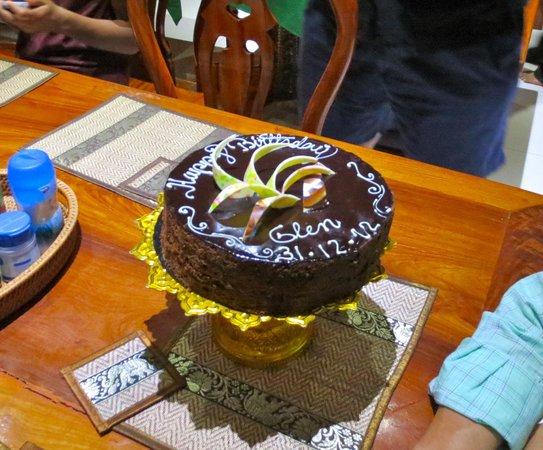 أوكيه 1 فيلا: Birthday celebration at Okay1.