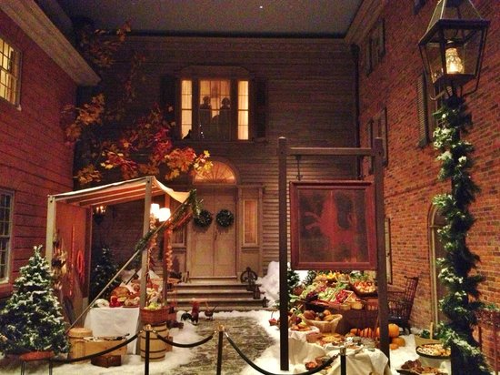 Winterthur Museum, Garden & Library: The earliest Christmas traditions in America start here