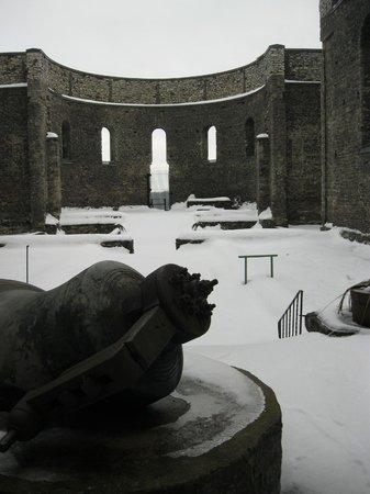 St. Raphael's Ruins: The Inner Sanctum.