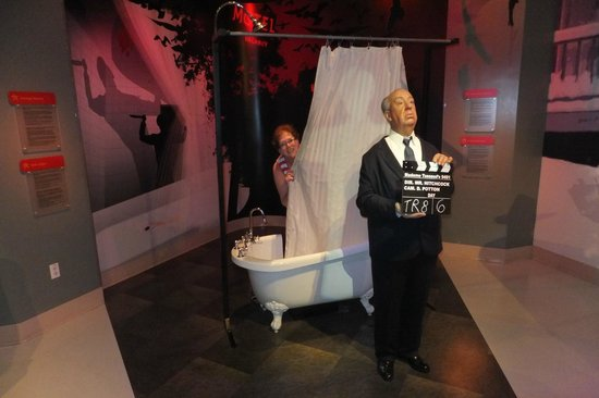 Madame Tussauds Hollywood: We had such fun at Madame Tussauds in Hollywood!