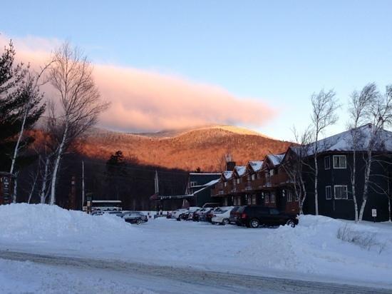 The Mountain Inn: beautiful killington morning!