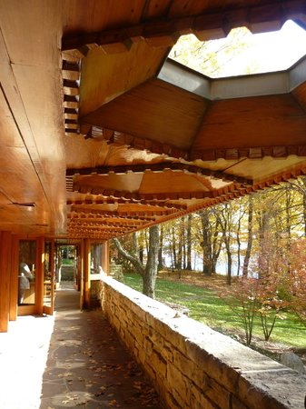 Kentuck Knob: Patio